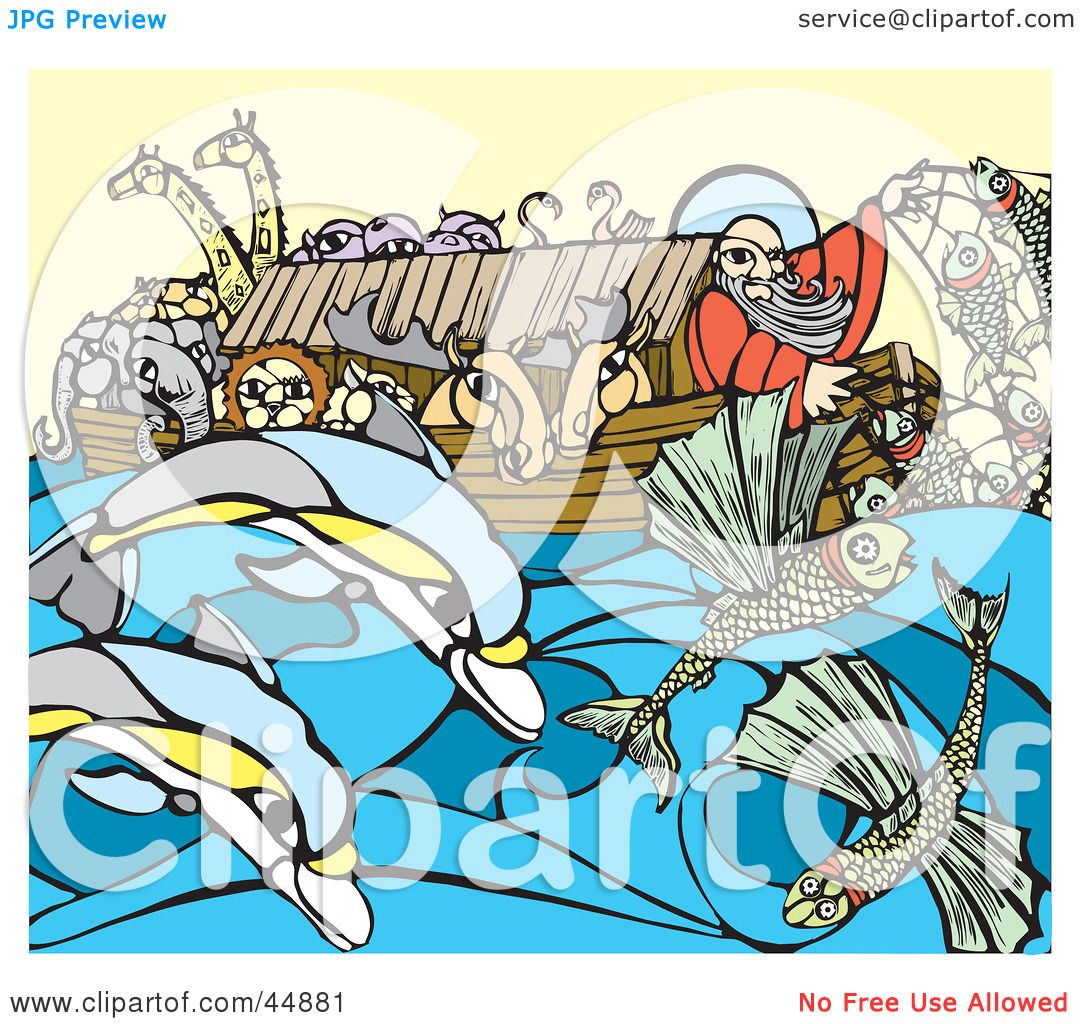 Royalty-free (RF) Clipart Illustration Of A Man And Pairs