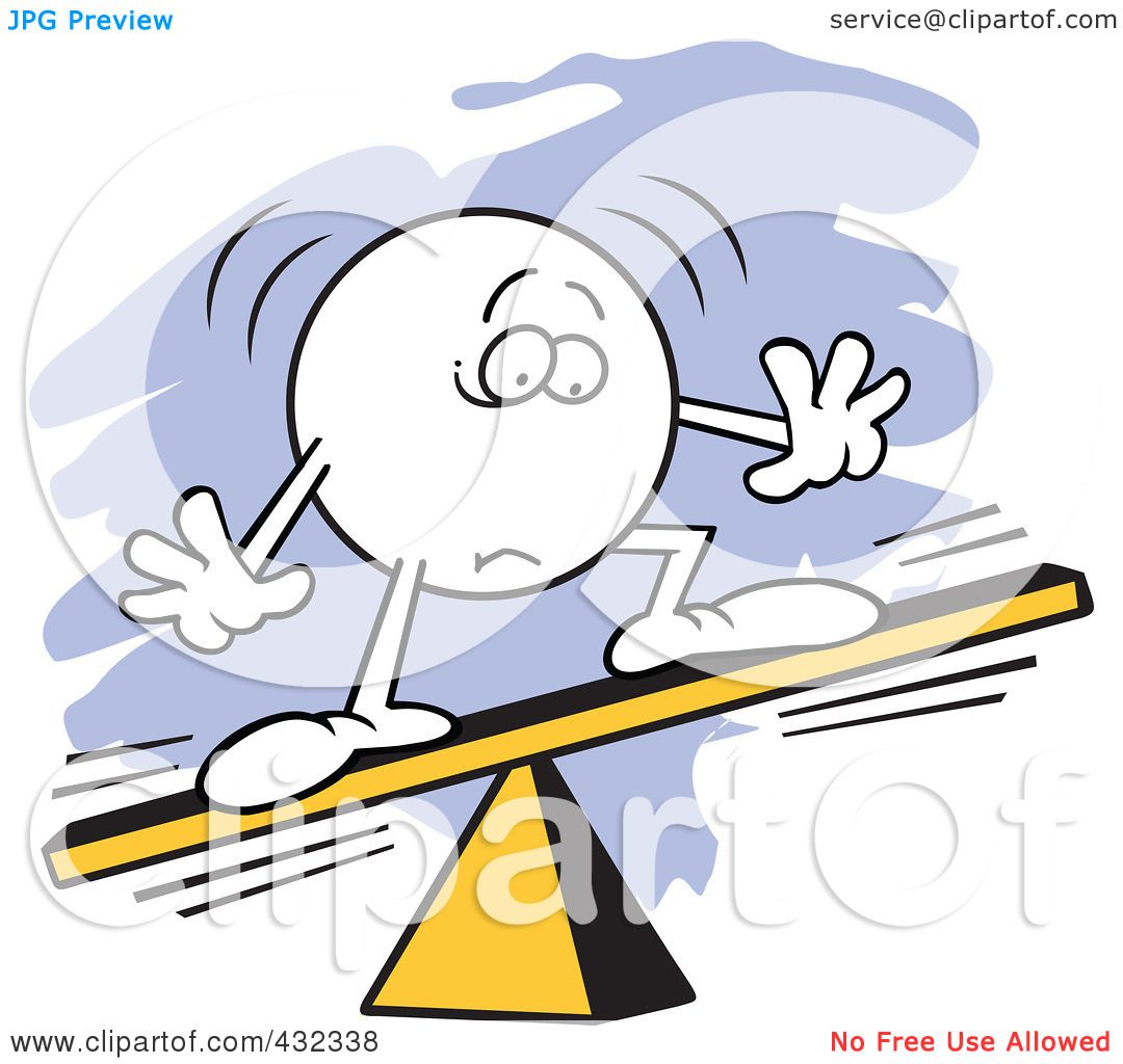 Royalty Free RF Clipart Illustration Of A Moodie