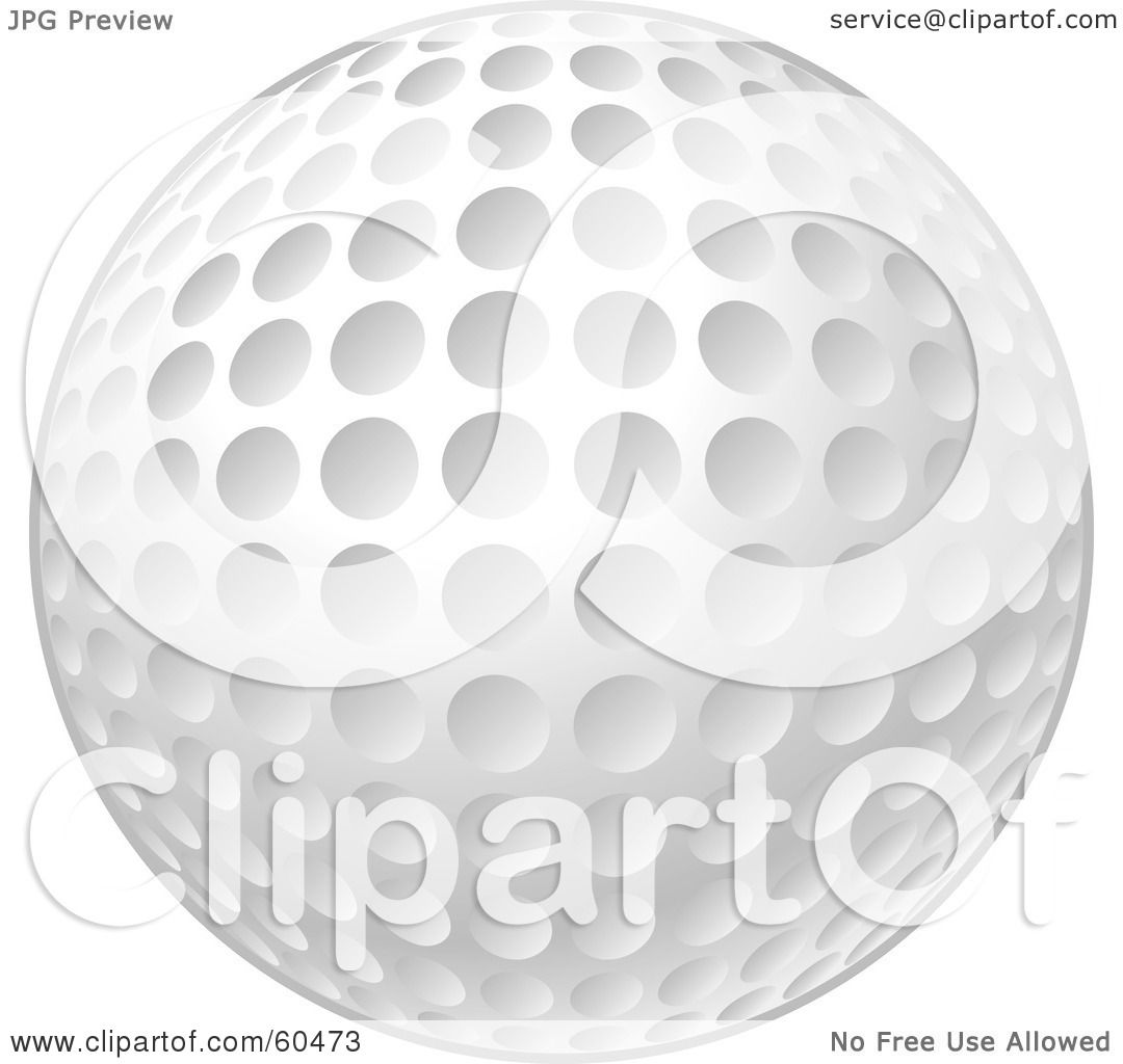 royalty free rf clipart illustration of a new and clean white