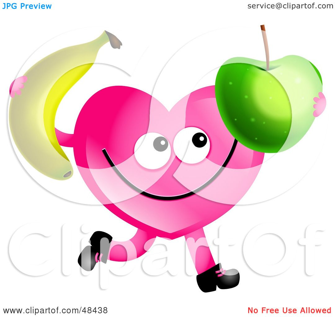 Royalty Free Rf Clipart Illustration Of A Pink Love