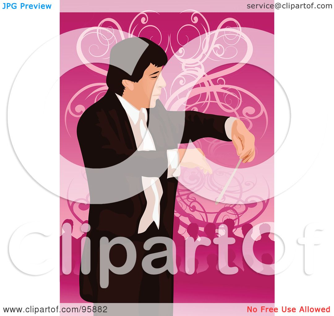Download High Resolution Png - Mickey Mouse Conductor Orchestra |  Transparent PNG Download #102890 - Vippng