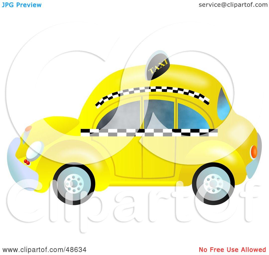 Taxi Cliparts - Cliparts Zone