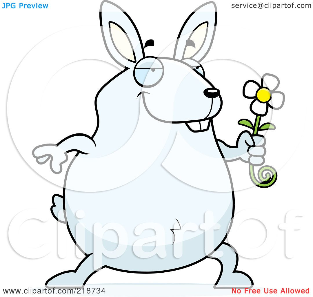 rabbit with daisy tattoo pictures to pin on pinterest. Black Bedroom Furniture Sets. Home Design Ideas