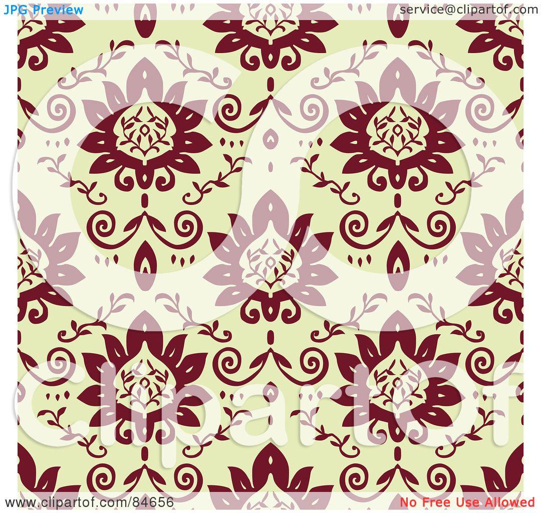 Maroon Flowers Wallpaper Maroon Flowers And Vines