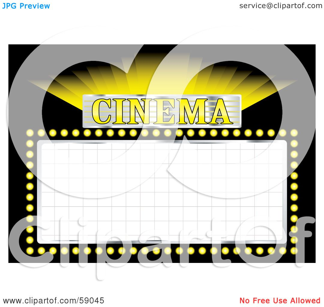 Royalty-Free (RF) Clipart Illustration of a Shining Yellow ...
