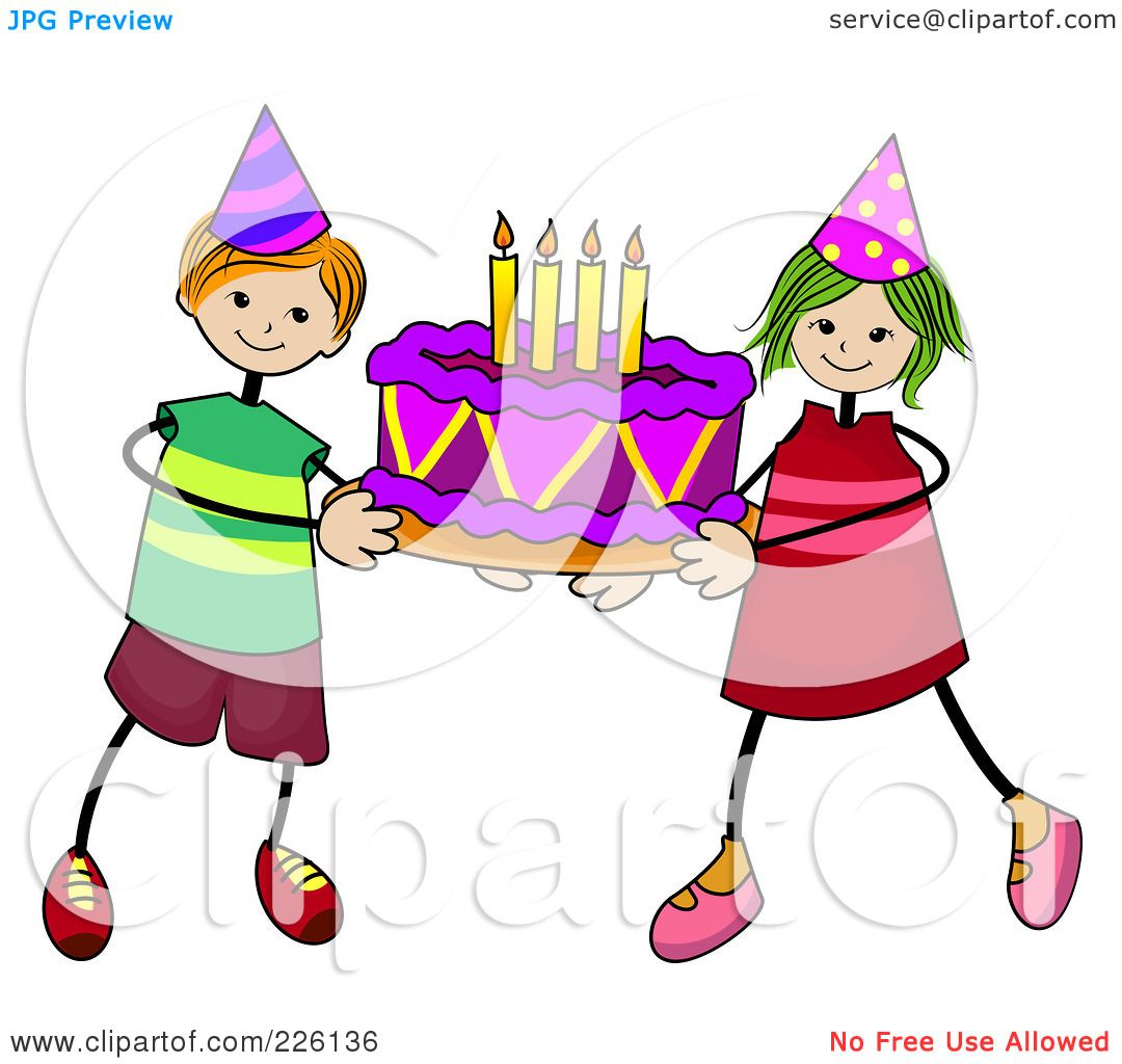 flirting signs for girls birthday cake clip art images