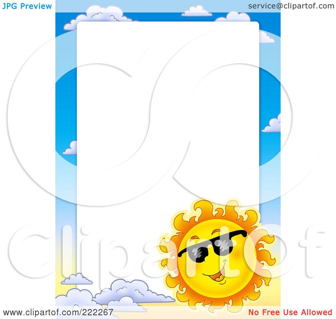 Clipart Summertime