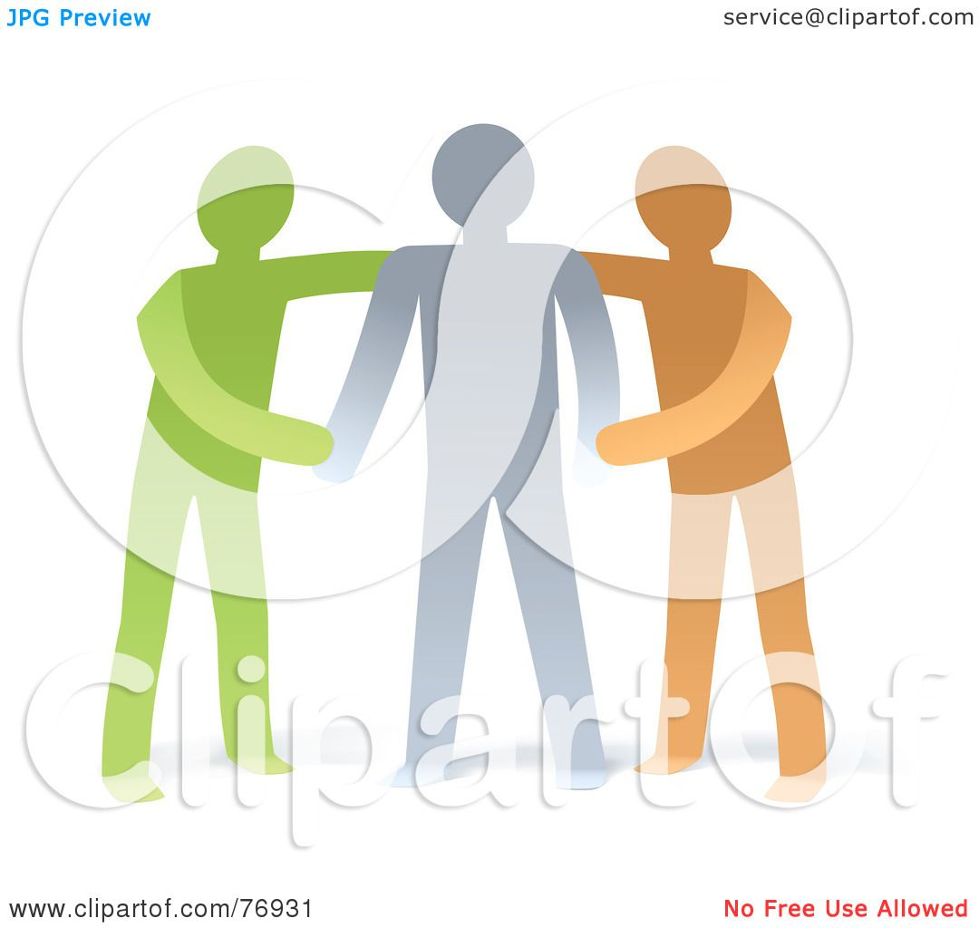 Cartoon Helping Hands - Viewing Gallery Orange Cartoon Images