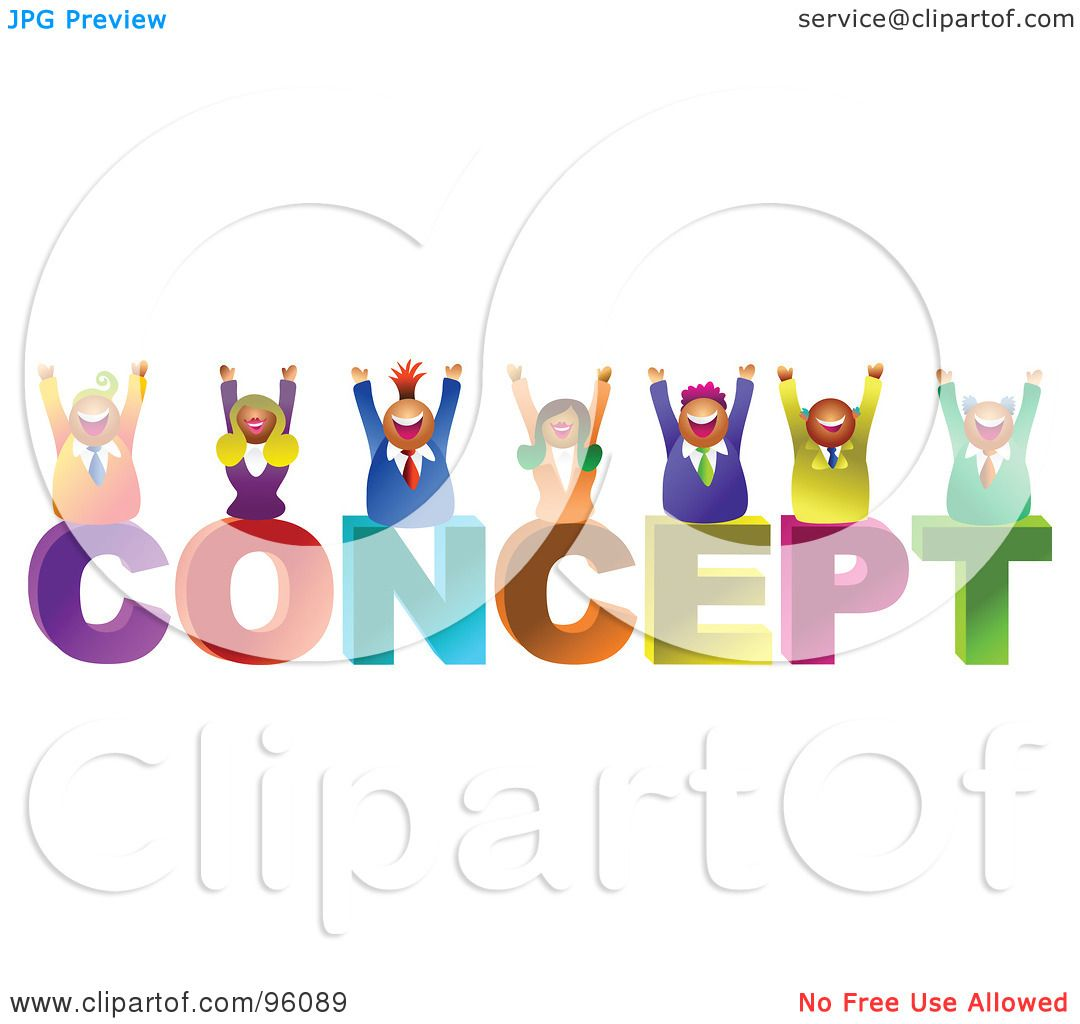 royalty free rf clipart illustration of a team of happy diverse rh clipartof com Happy Person Clip Art All Halloween Pictures Clip Art