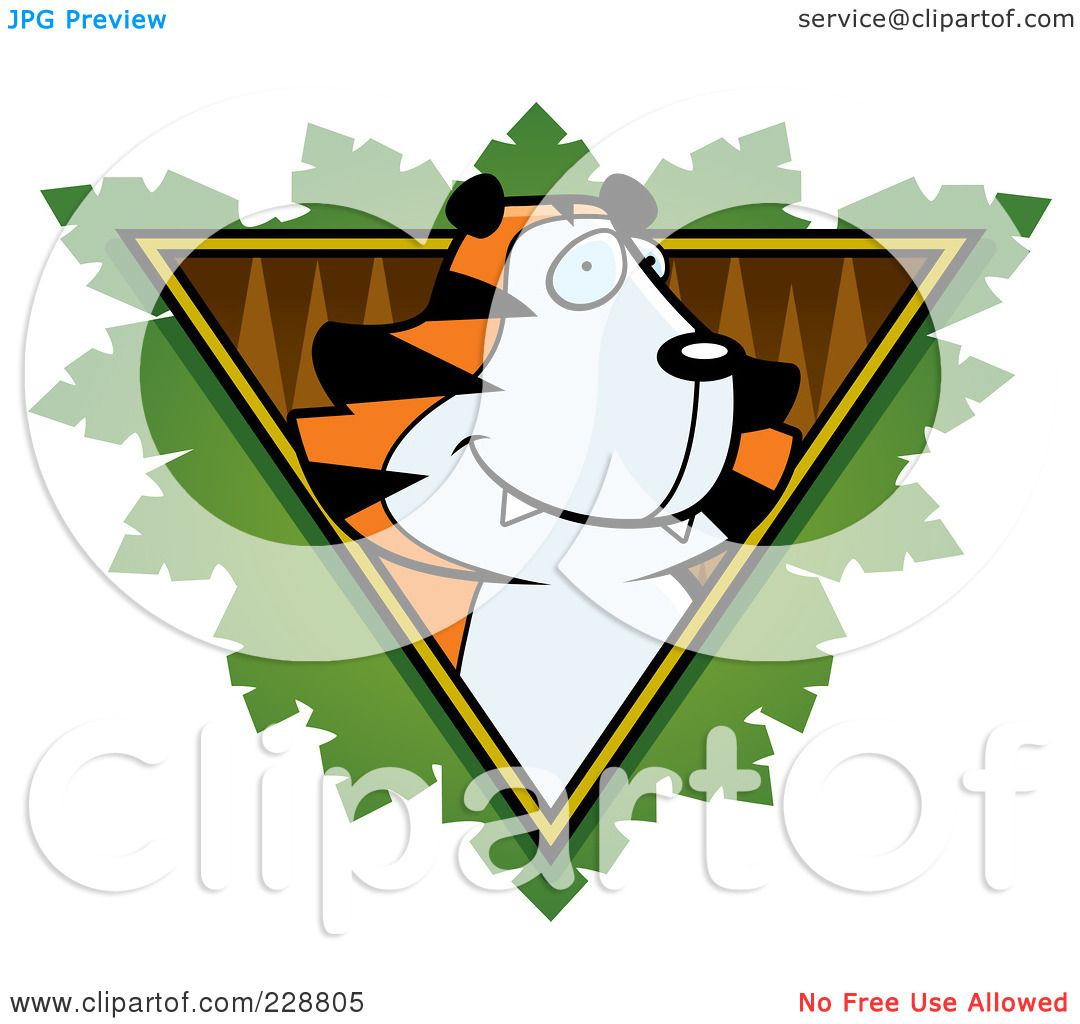 ... tiger face clip art displaying 17 images for angry tiger face clip art