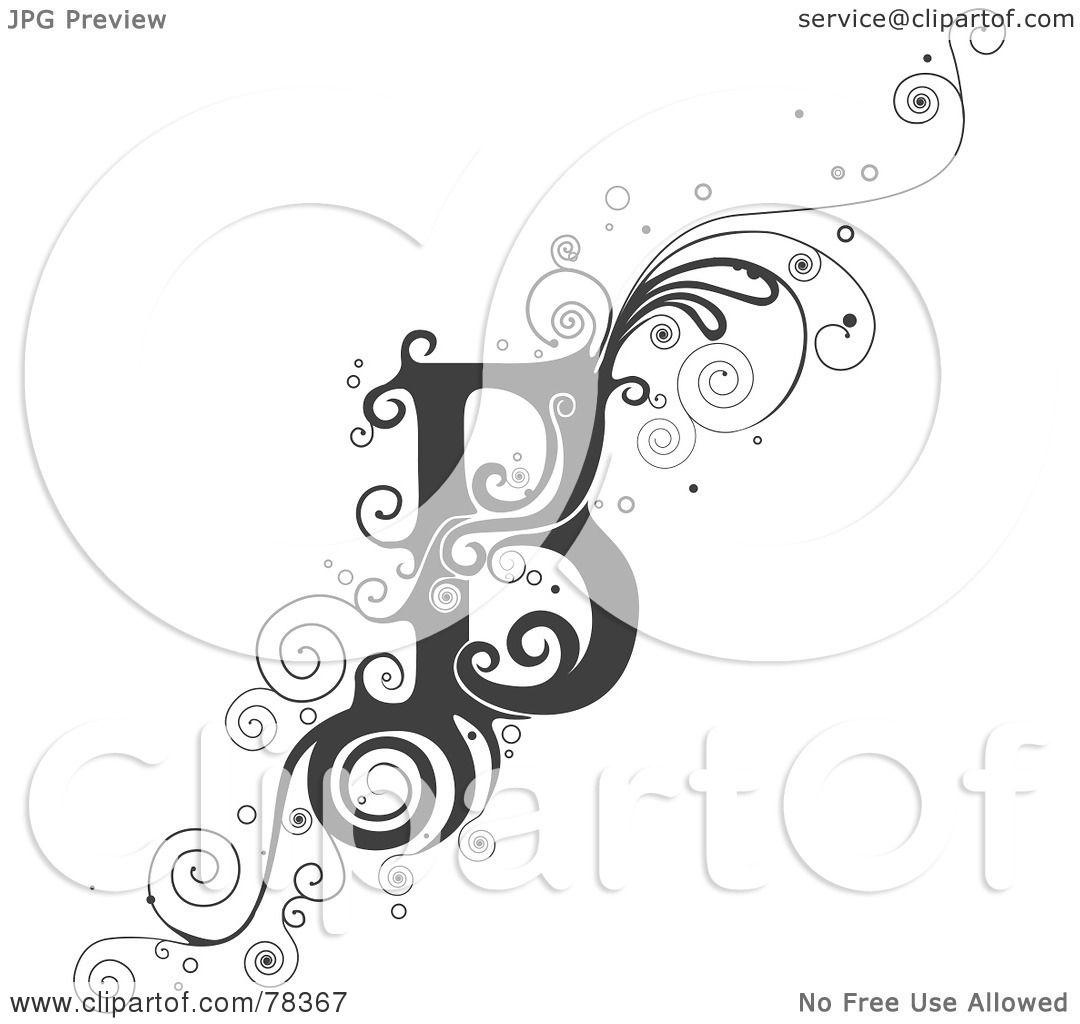 Alphabet Letter B by BNP  B Alphabet Design