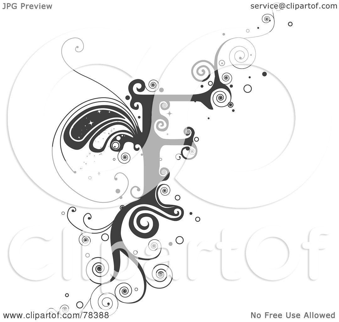 Cool Letter F Designs Letter F by BNP Design