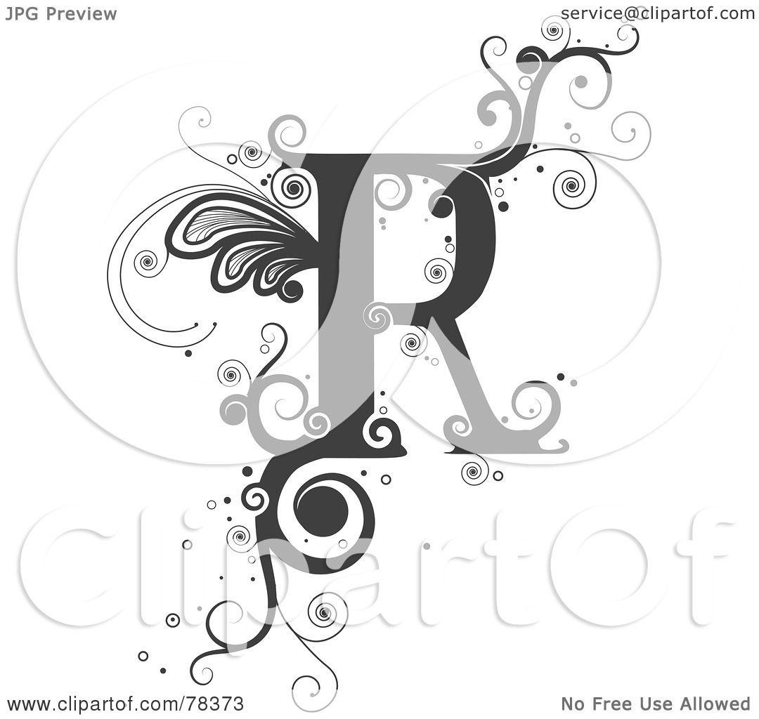 R Alphabet Design Alphabet Letter R by BNP