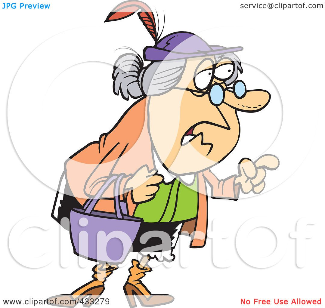 Royalty Free Rf Clipart Illustration Of A Wise Old