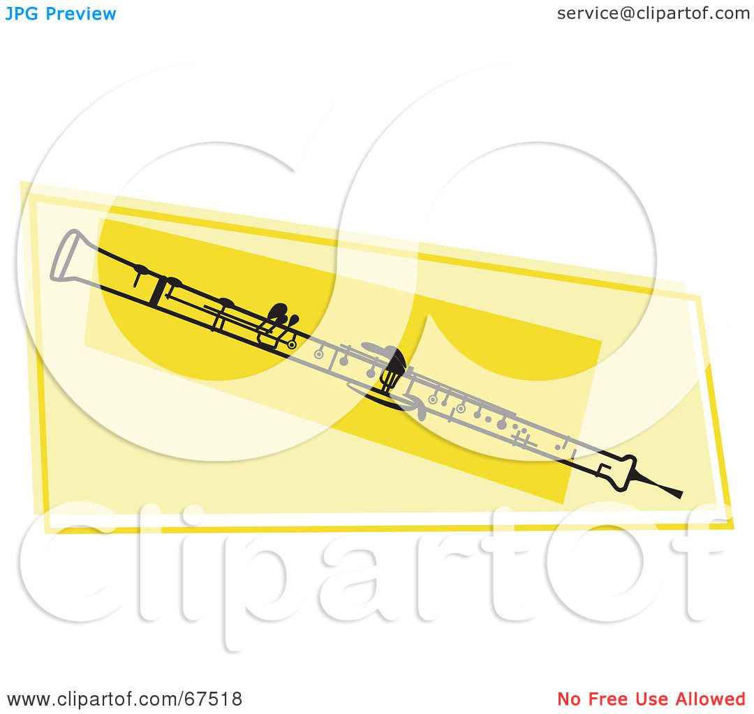 Clipart Oboe Royalty-Free  RF  Clipart