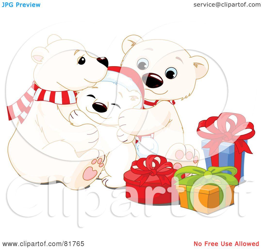 free clip art bear family - photo #17