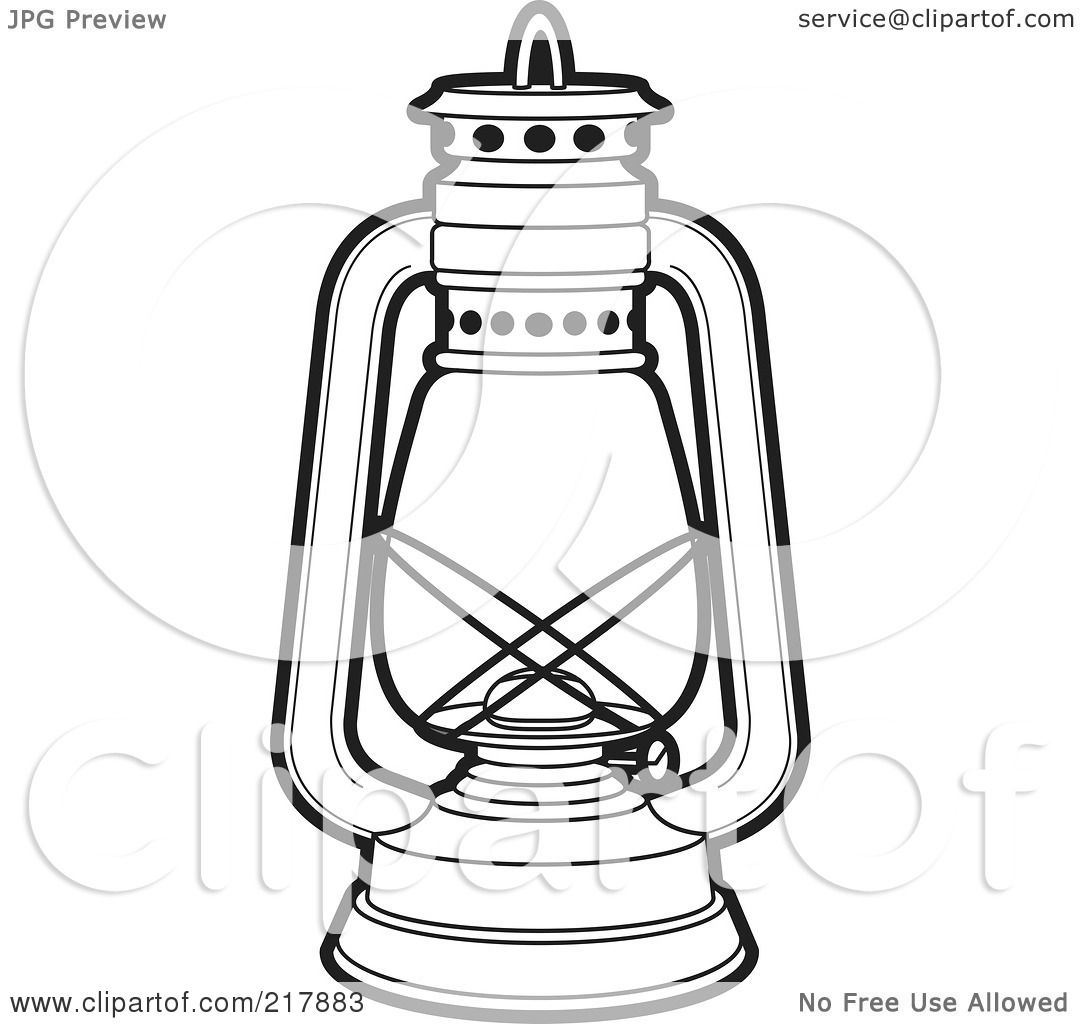 Holiday Coloring Pages Ramadan Royalty Free RF Clipart Illustration Of