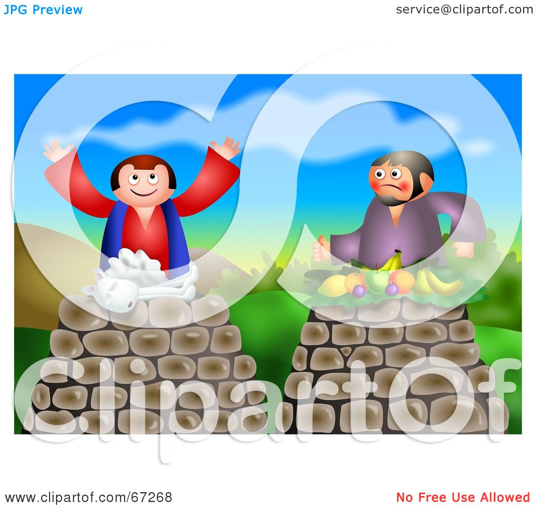 cain and abel free clip art u2013 clipart free download