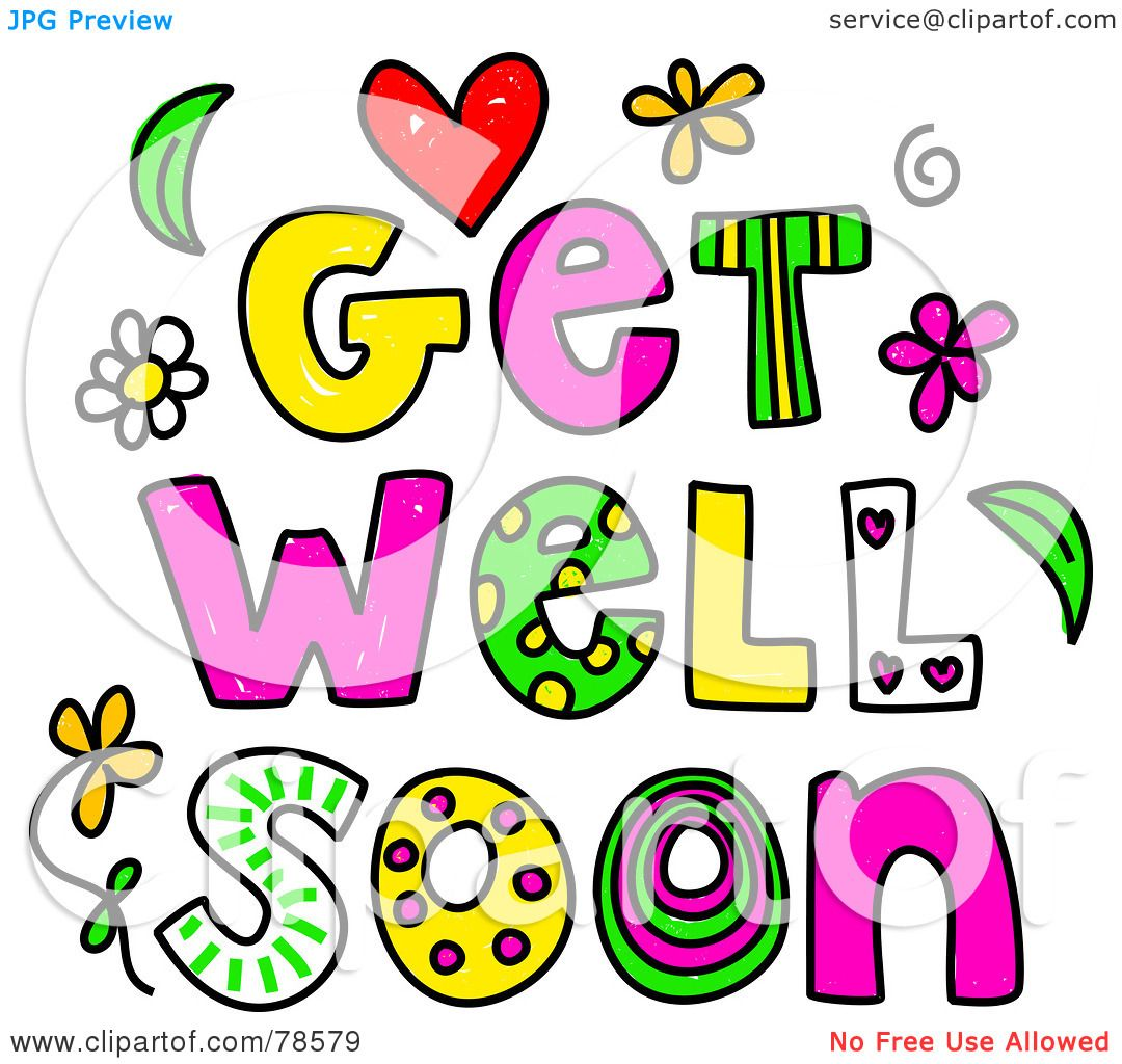 clip art get well pictures - photo #42