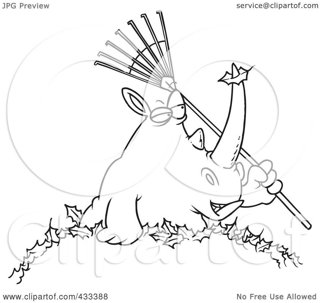 rakes coloring pages - photo#36