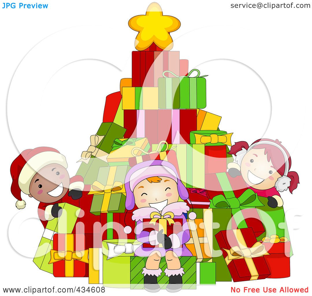 Royalty-Free (RF) Clipart Illustration of Diverse ...