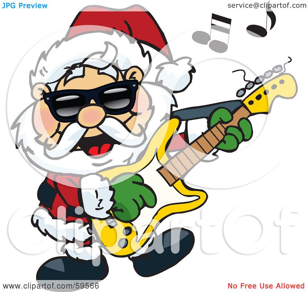 Royalty Free Rf Clipart Illustration Of Santa Claus