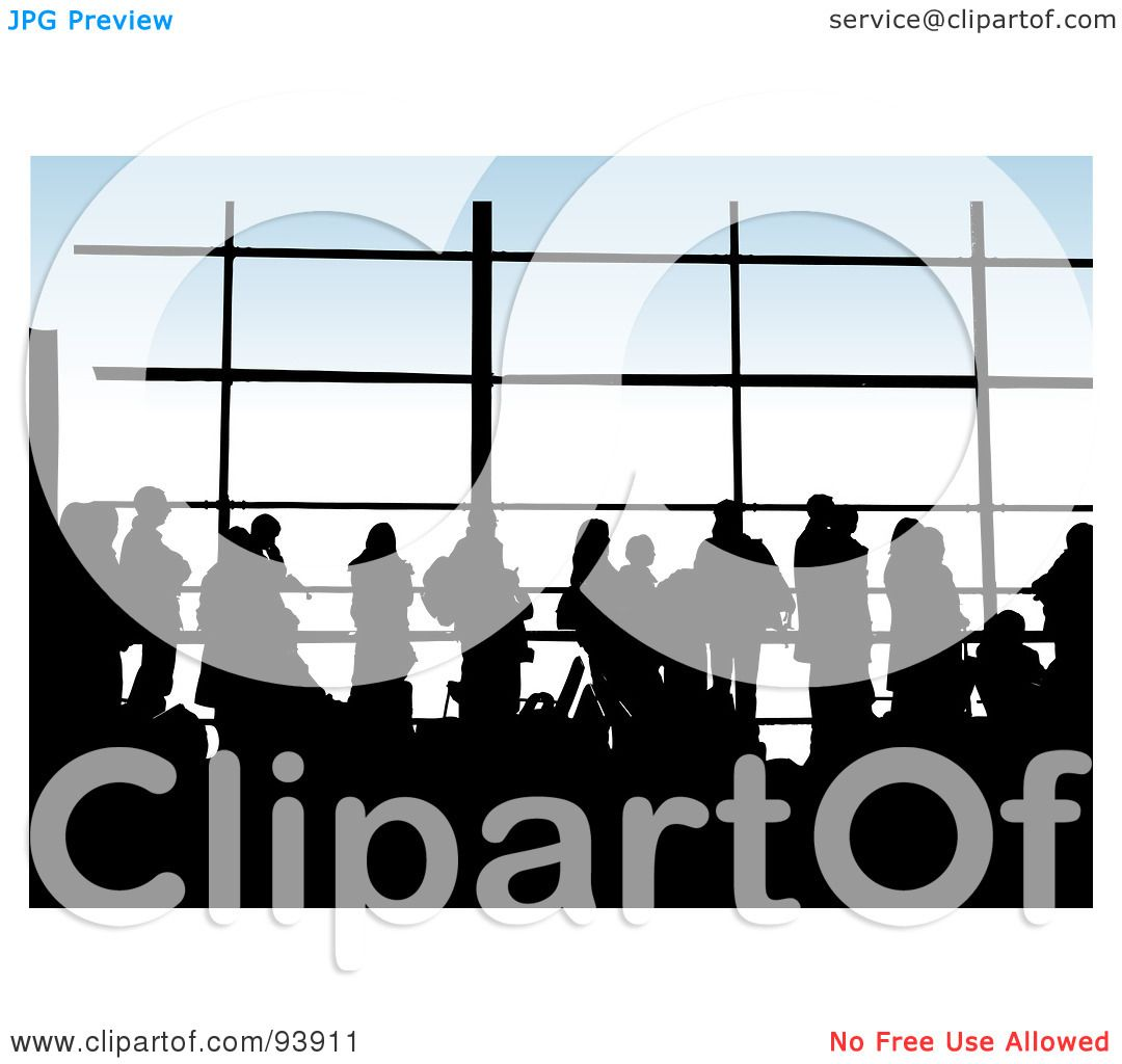 Clipart Airport