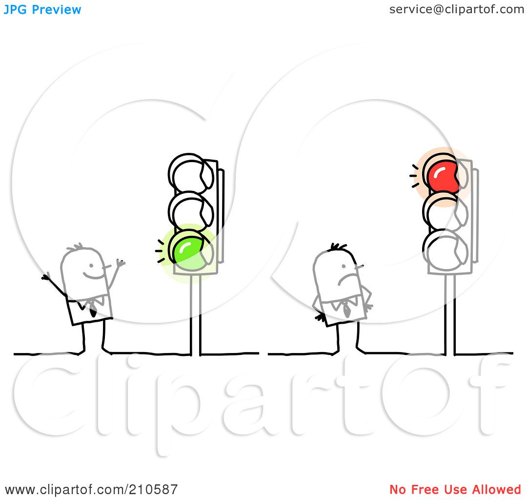 Royalty Free Rf Clipart Illustration Of Stick Person