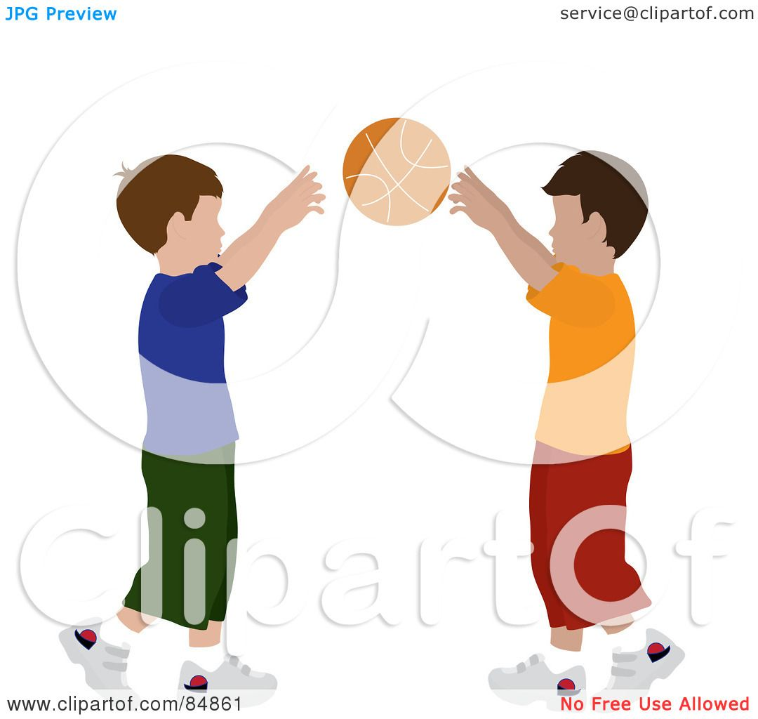 Showing post & media for Basketball catch cartoon | www ...