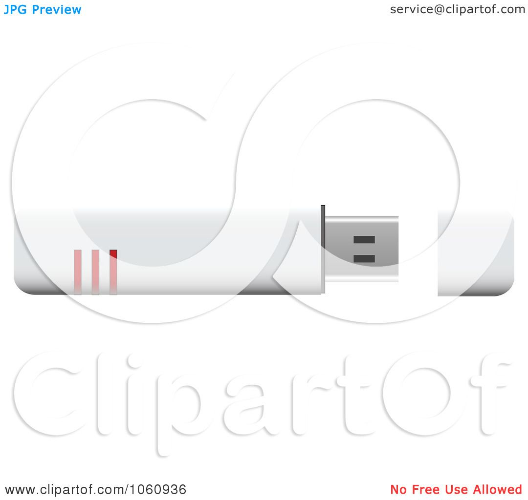 Flash drive clip art royalty free vector clip art