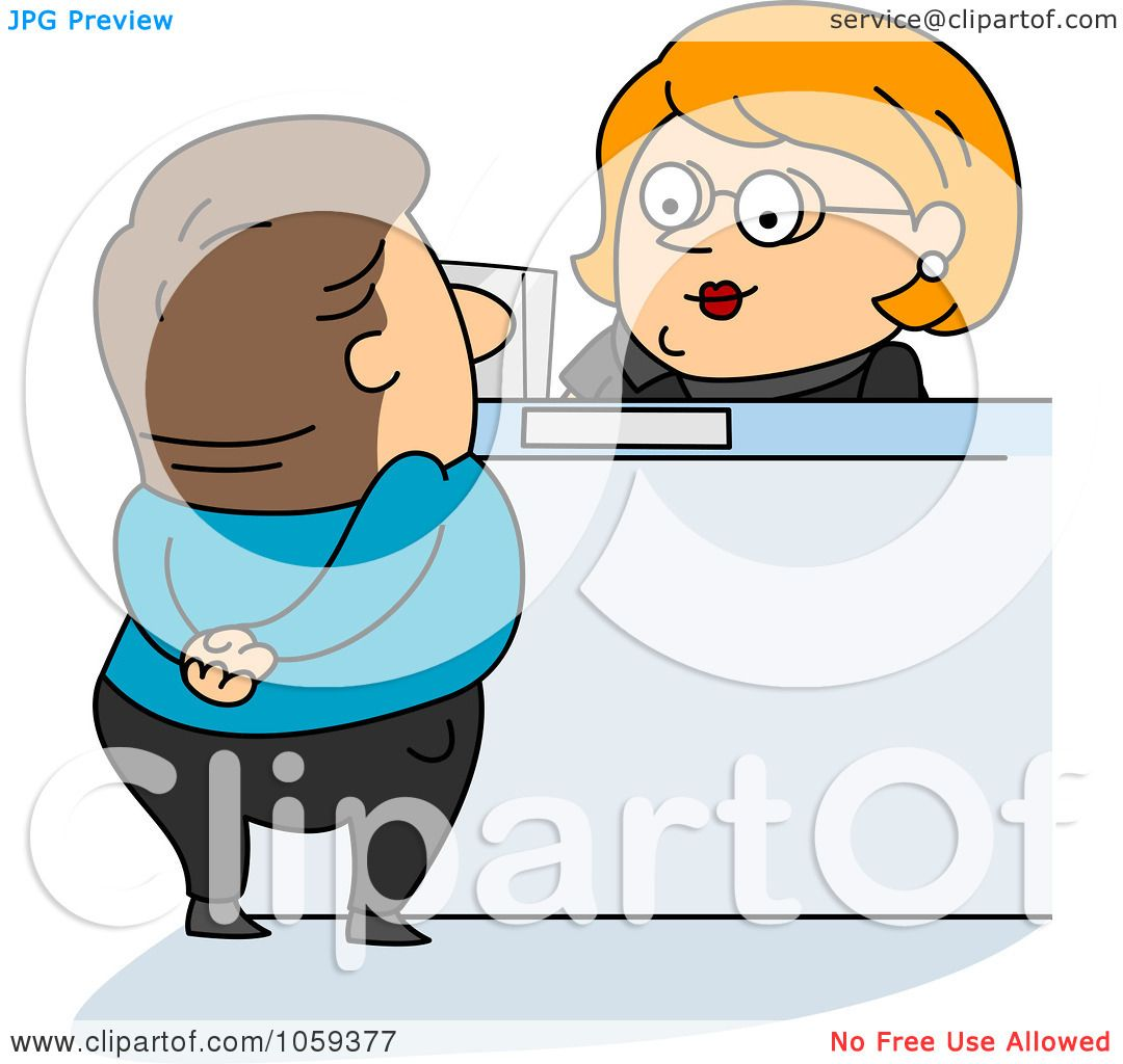 clipart bank teller - photo #9