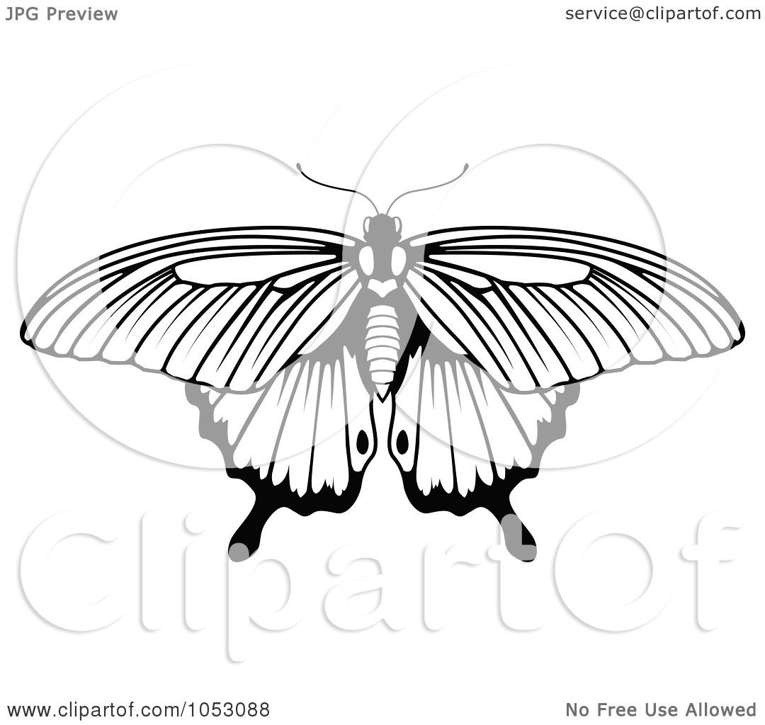 Royalty Free Toilet Clip Art Vector Images: Royalty-Free Vector Clip Art Illustration Of A Black And