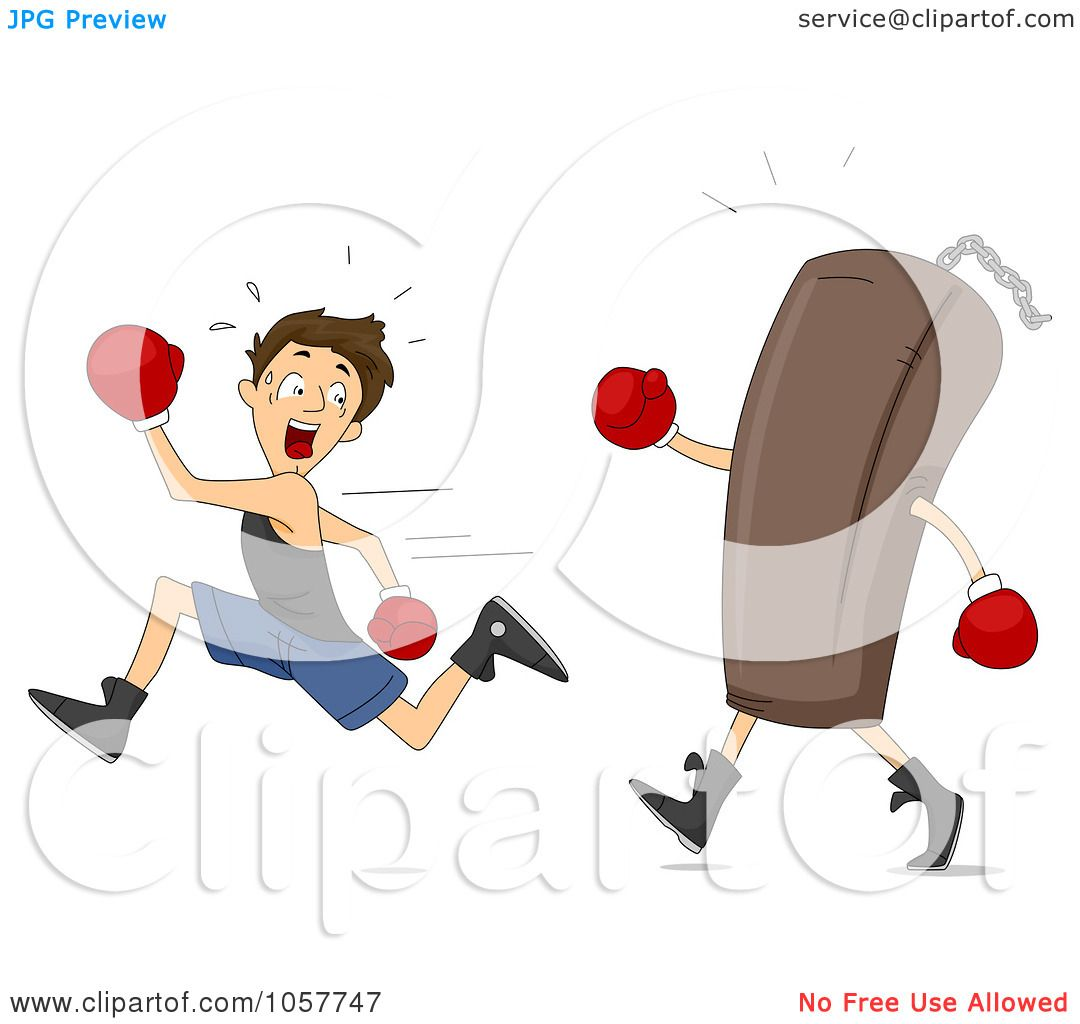 punching bag clipart - photo #16