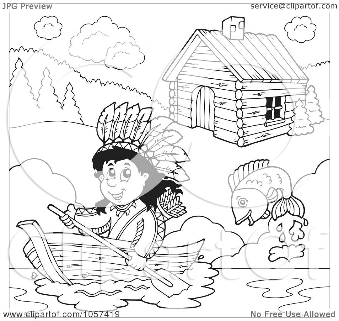 free easy native coloring pages pretentious design native american with royalty free coloring pages