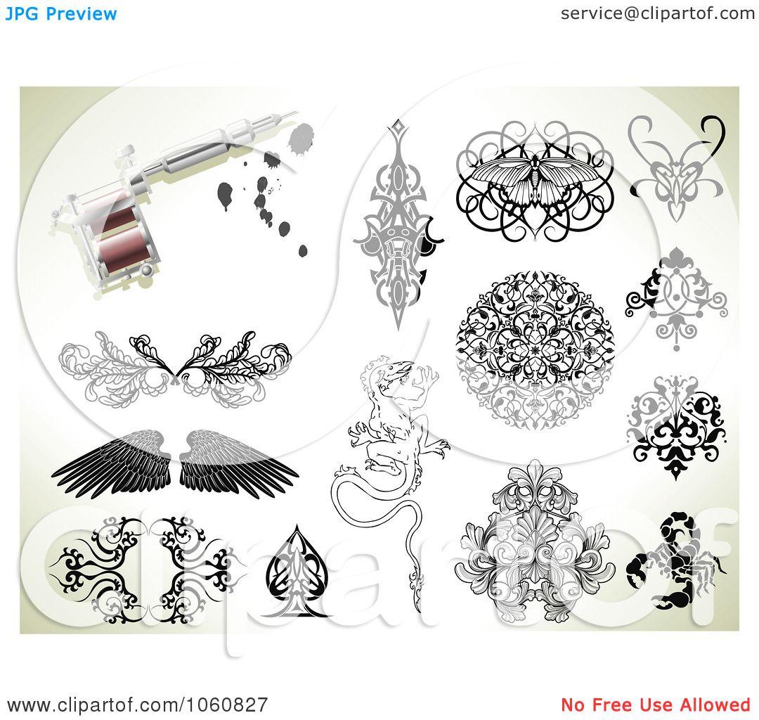 Vector Illustration Web Designs: Royalty-Free Vector Clip Art Illustration Of A Digital