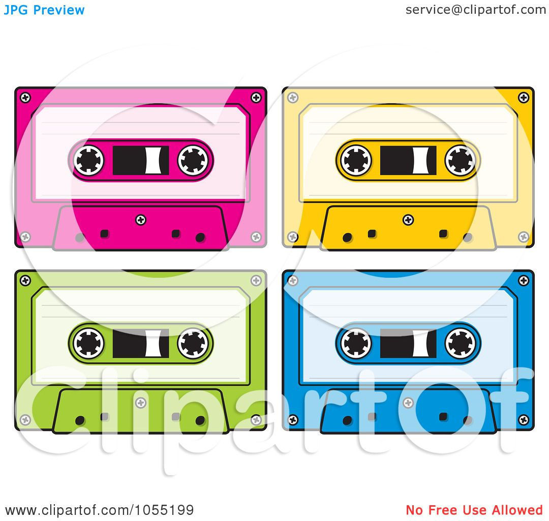Royalty-Free Vector Clip Art Illustration of a Digital Collage Of ...