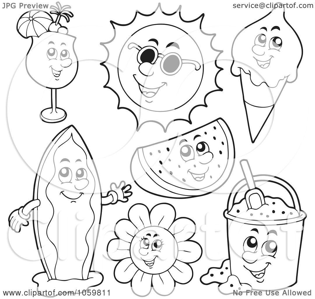 Royalty-Free Vector Clip Art Illustration of a Digital ...