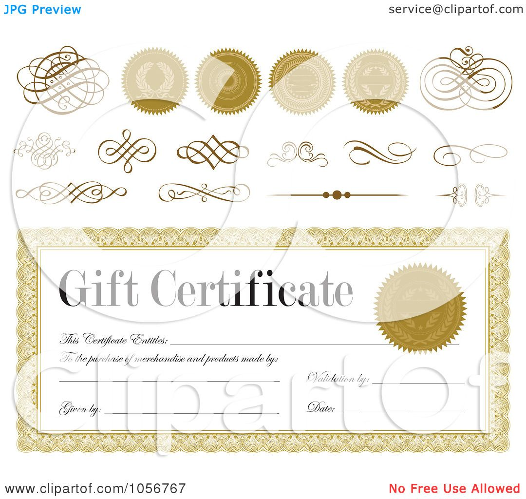 It's just a graphic of Sizzling Gift Certificate Clip Art