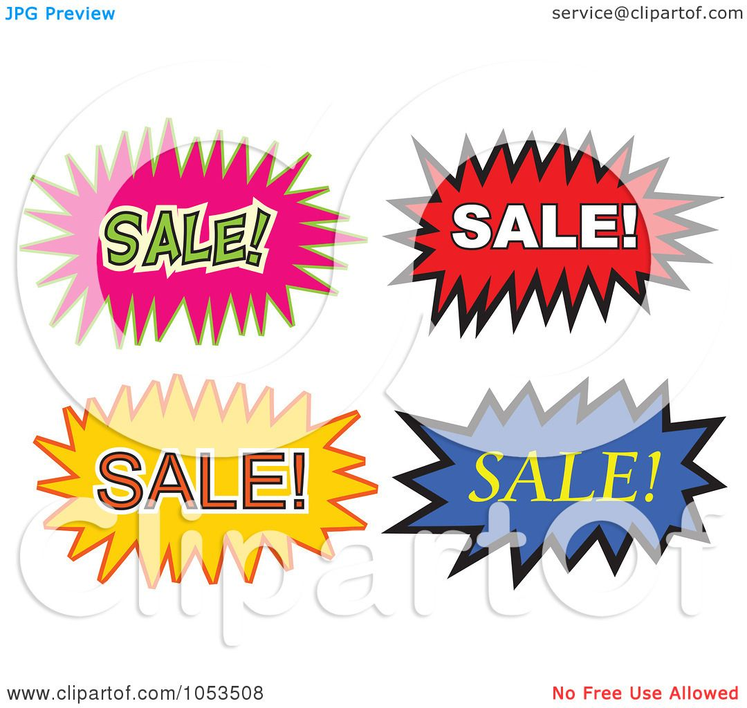 vector clipart sale - photo #23