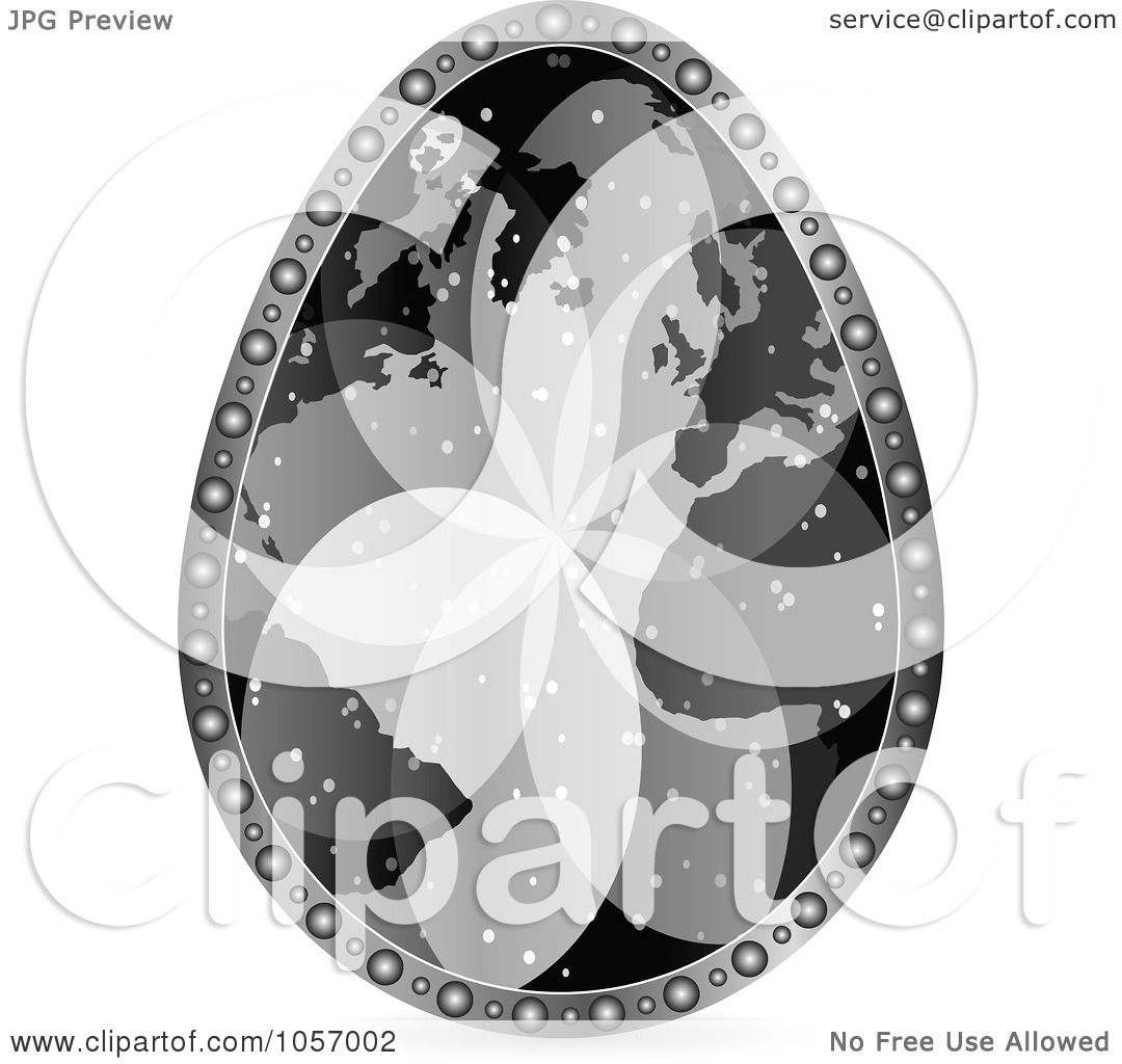 Royalty free vector clip art illustration of a grayscale world map royalty free vector clip art illustration of a grayscale world map easter egg by andrei marincas gumiabroncs Gallery