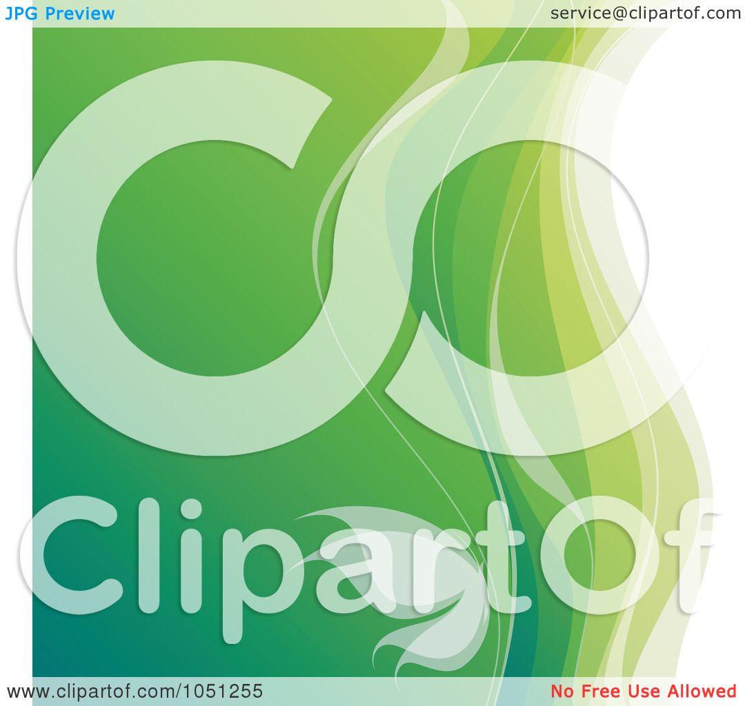 green wave clip art - photo #15