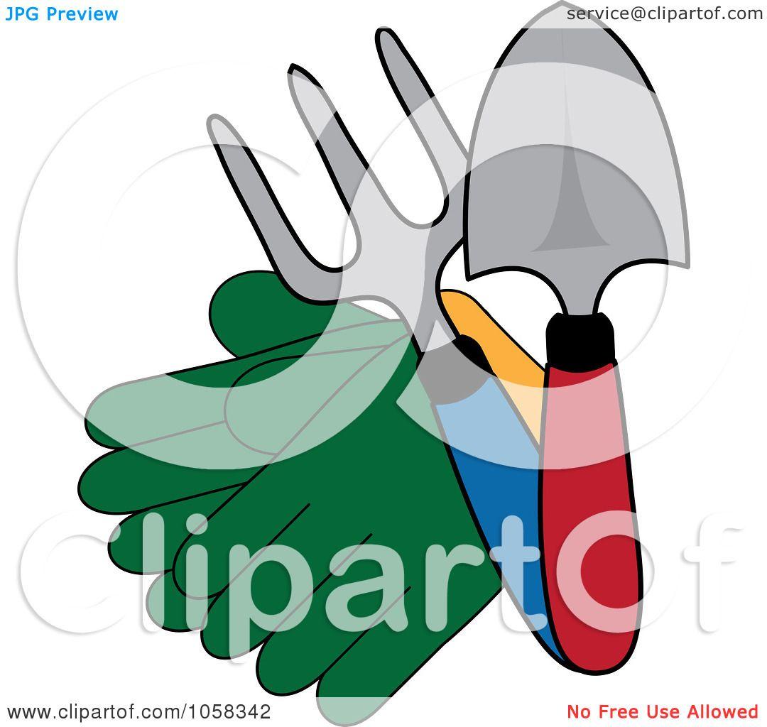clipart garden tools - photo #30