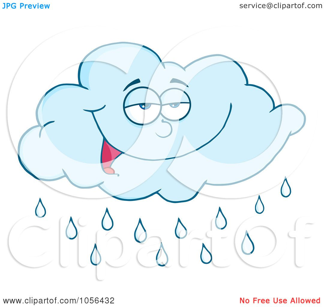 Royalty-Free Vector Clip Art Illustration of a Pleased ...