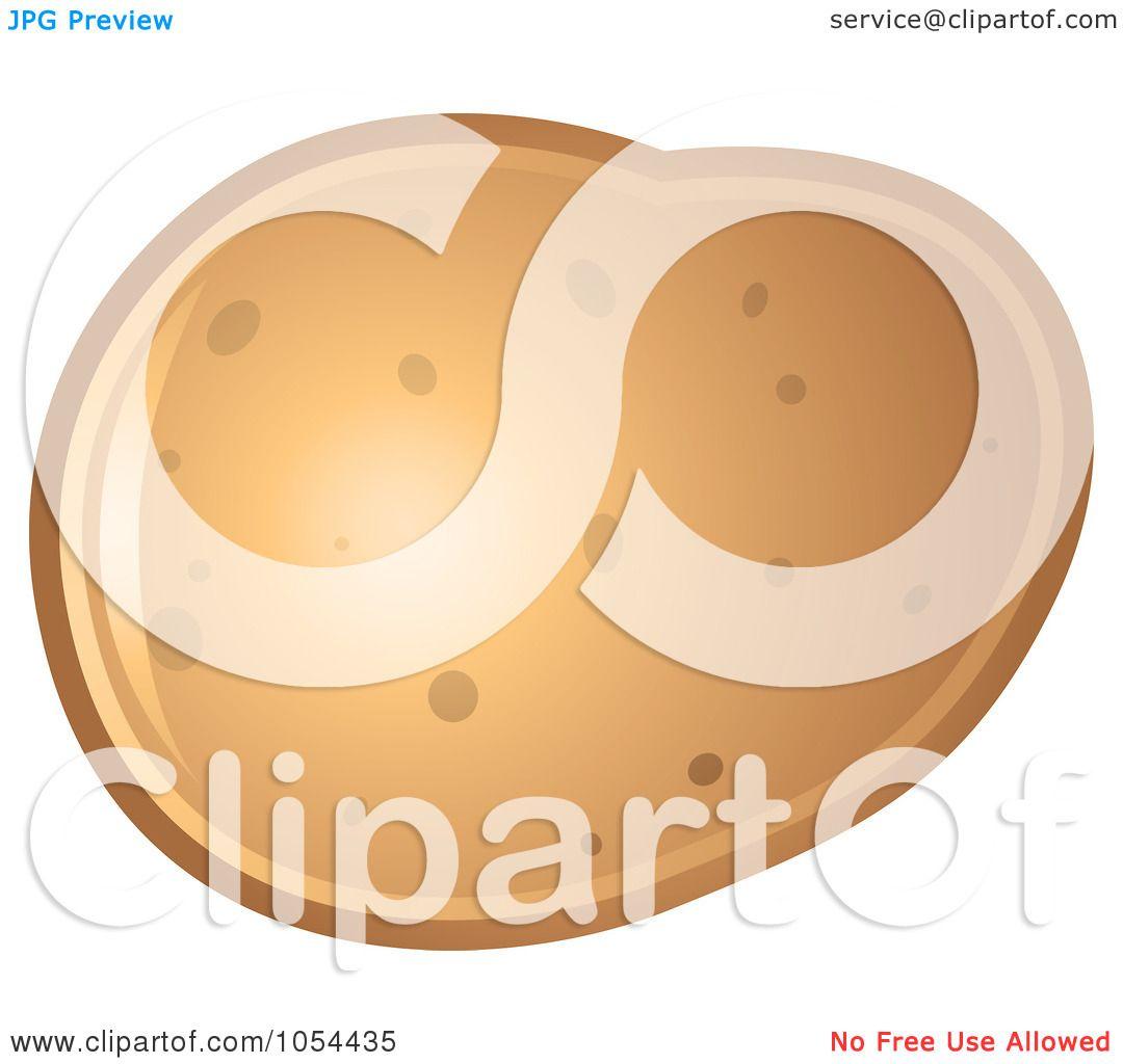 Potato Clip Art Royalty-free vector clip art