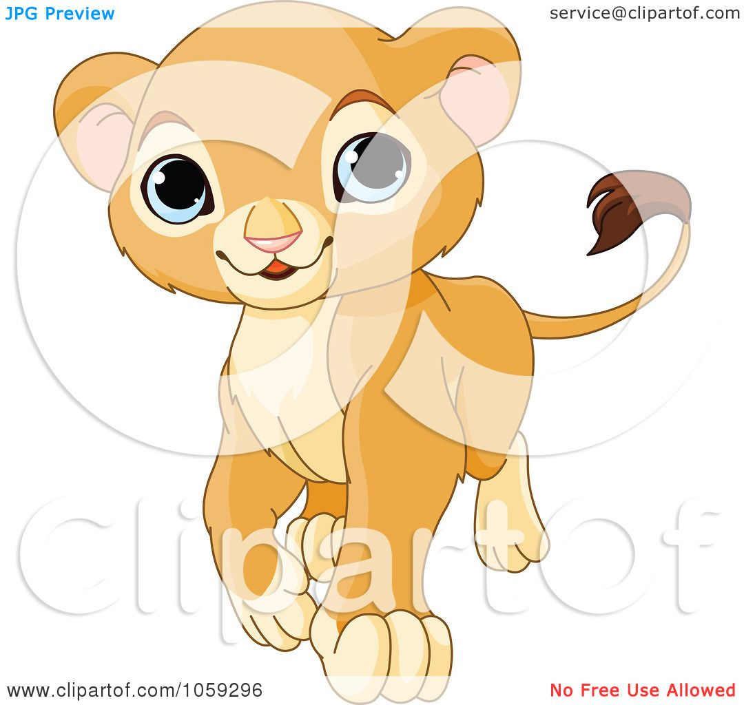 Royalty-Free Vector Clip Art Illustration of a Proud Cute Baby ...