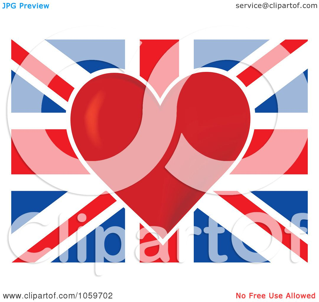 royalty free vector clip art illustration of a red heart in the