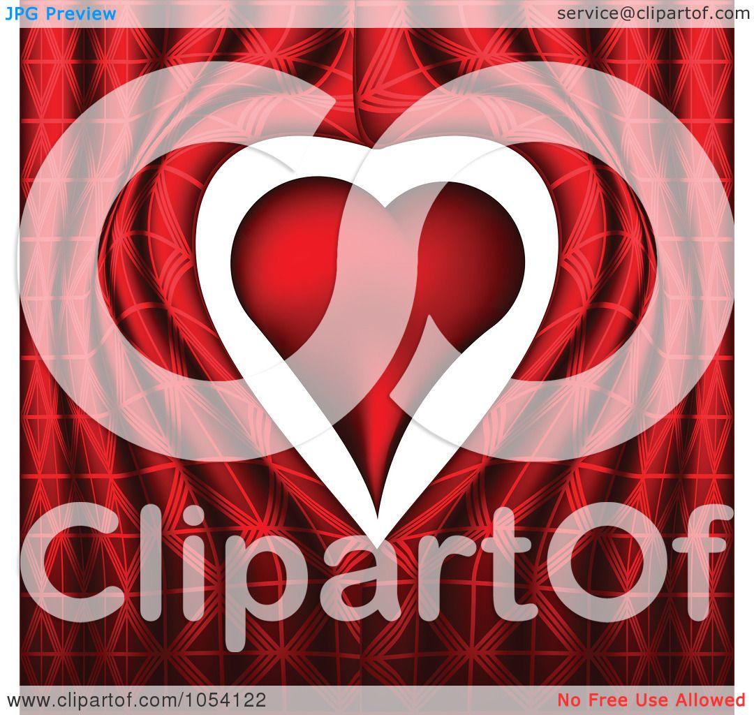 curtain vector clip art