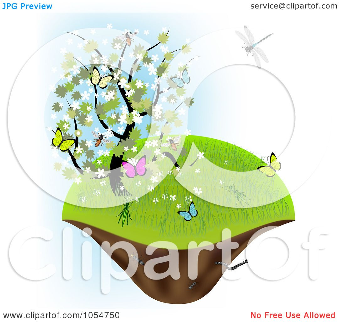Displaying 20> Images For - Springtime Tree Clipart...