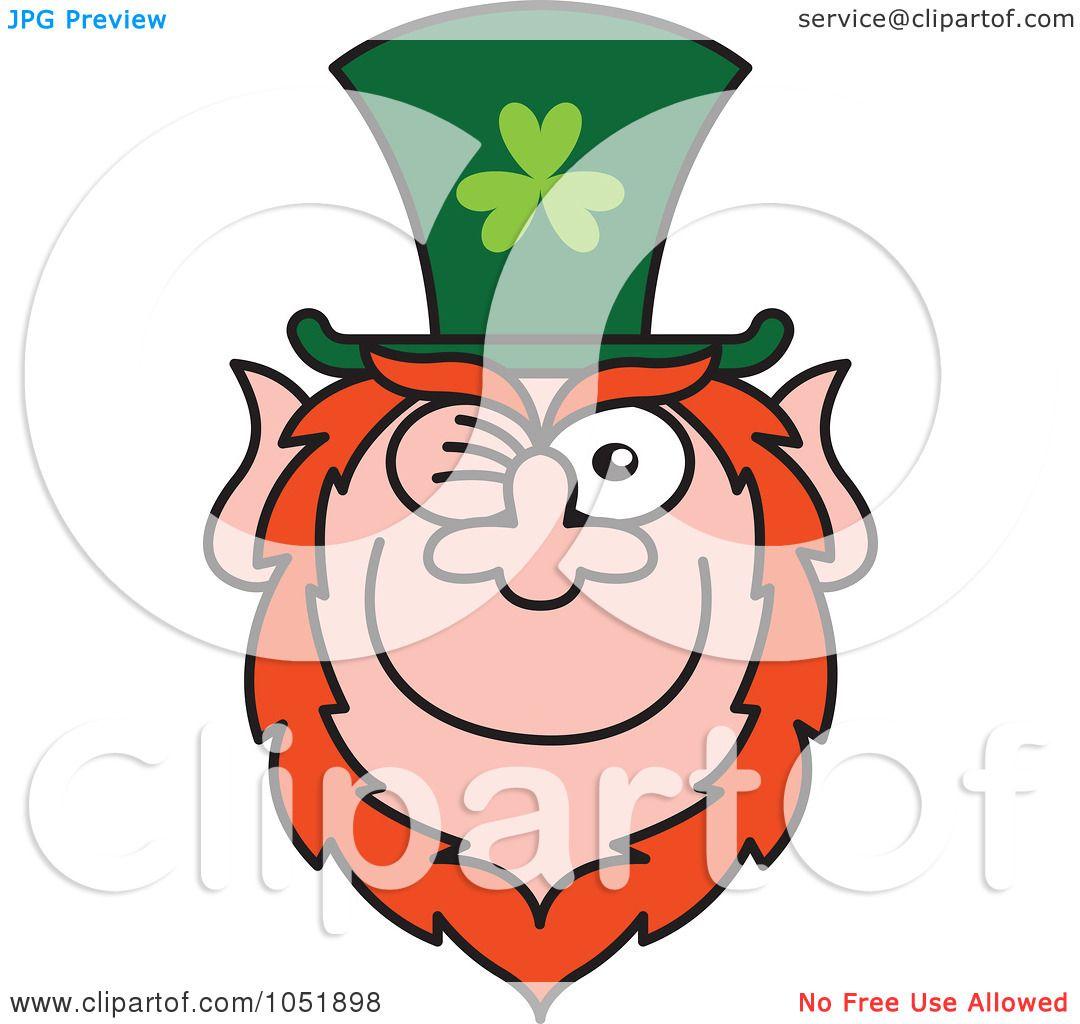 royalty free rf clip art illustration of a st patricks day