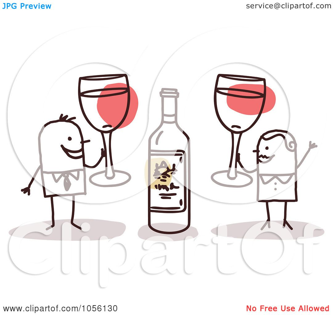 Cheers Wine Clip Art – Cliparts